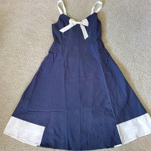 ModCloth sailor dress